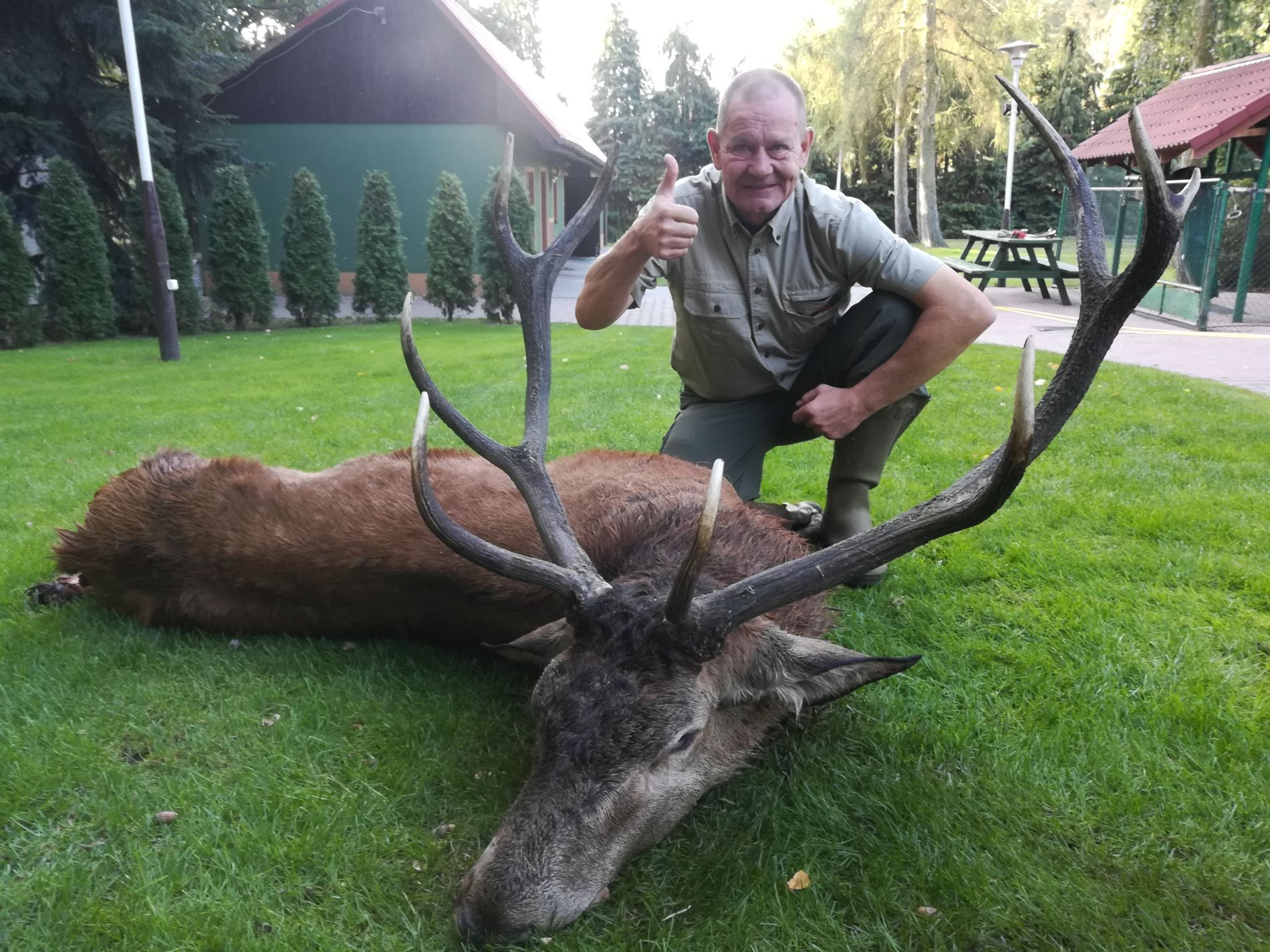 2f7463628 Red deer hunting in Maniszewo | Hunting in Poland